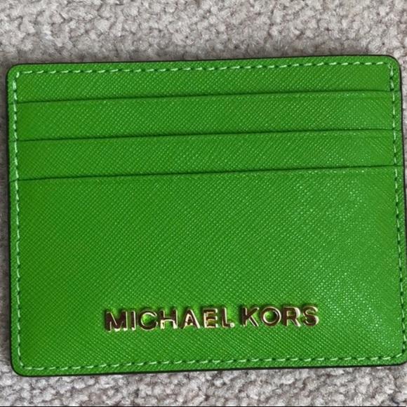 30878d5a01ab MICHAEL Michael Kors Accessories   New Michael Kors Card Holder ...
